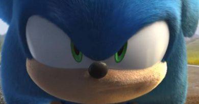 Nova versão de Sonic para o cinema